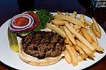 Hamburger, NBA City, Universal Citywalk, Restaurant, Orlando, Florida