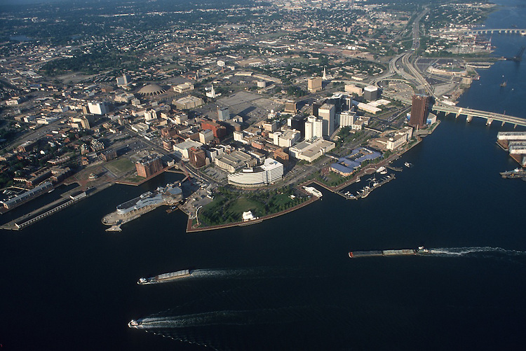 1993 August 20..Redevelopment.Downtown West (A-1-6)..FROM FREEMASON HARBOR TO WATERSIDE...NEG#.NRHA#..