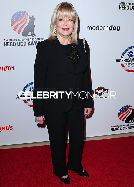 BEVERLY HILLS, CA, USA - SEPTEMBER 27: Candy Spelling arrives at the 4th Annual American Humane Association Hero Dog Awards held at the Beverly Hilton Hotel on September 27, 2014 in Beverly Hills, California, United States. (Photo by Xavier Collin/Celebrity Monitor)