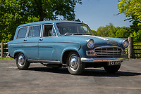 BNPS.co.uk (01202 558833)<br /> Pic: SilverstoneAuctions/BNPS<br /> <br /> 1959 Standard Vanguard Vignale Estate<br /> <br /> A quirky collection of rare and unusual cars is set to go under the hammer for more than £300,000.<br /> <br /> The group of 16 classic motors range from hand-built replica racing cars to barely used family saloons.<br /> <br /> They are currently owned by an esteemed British collector but have now been consigned to sale with Silverstone Auctions of Ashorne, Warwicks.