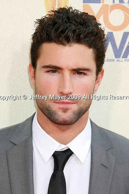 UNIVERSAL CITY, CA. - May 31: TV personality Brody Jenner arrives at the 2009 MTV Movie Awards held at the Gibson Amphitheatre on May 31, 2009 in Universal City, California.