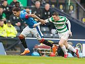 2018 Scottish Cup Football Semi Final Celtic v Rangers Apr 15th