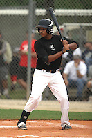 Willie Rios, #79 of IMG Academy High School, CT playing for Team Elite the during the WWBA World Championship 2013 at the Roger Dean Complex on October 24, 2013 in Jupiter, Florida. (Stacy Jo Grant/Four Seam Images)