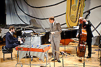 """A Night of Jazz Greats """"Statesmen of Jazz"""" featuring Clark Terry by Wolff Jazz Institute at The Harris-Stowe University in St. Louis, MO on Aug 29, 2009."""