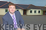 NEW PRINCIPAL: Jerry Fitzgerald from Ballyhar who has just been appointed the new principal of Faha national school.