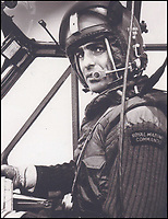 BNPS.co.uk (01202 558833)<br /> Pic: DNW/BNPS<br /> <br /> Major Alan Wiles served as helicopter pilot with the Army Air Corp. <br /> <br /> The incredible tale of Argentina's little known first invasion of the Falklands islands revealed as Royal Marine heroes medals are sold.<br /> <br /> The medal group of a Royal Marine who was taken hostage by Argentinian terrorists when they tried to claim the Falklands 16 years before the war are being sold.<br /> <br /> Major Alan Wiles was serving as a PT instructor for the Dad's Army-like Falkland Islands Defence Force when a hijacked Argentine airliner landed on the racecourse at Stanley. <br /> <br /> Thinking the Douglas DC-4 plane was in distress the British army officer, who was trout fishing at the time, rushed to the scene only to be met by 18 armed hijackers.<br /> <br /> The El Condor group, that had forced the pilot at gunpoint to divert 400 miles to the Falklands, raised the Argentine flag and demanded Britain recognised the islands as their country's.<br /> <br /> They surrendered less than 24 hours later.<br /> <br /> Now Maj Wiles medals are coming up for auction in London.
