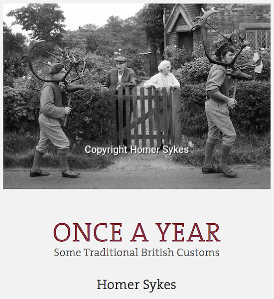 ONCE A YEAR 1970s BRITISH FOLKLORE