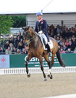 15.5.15 FEI Grand Prix Dressage to Music Carl Hester