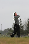 Mark Mullen (Wexford) on the 11th Tee, Day 2 at the East of Ireland Amateur Open Championship 2011 in Co.Louth Golf Club....(Photo credit should read Jenny Matthews www.newsfile.ie)....This Picture has been sent you under the conditions enclosed by:.Newsfile Ltd..The Studio,.Millmount Abbey,.Drogheda,.Co Meath..Ireland..Tel: +353(0)41-9871240.Fax: +353(0)41-9871260.GSM: +353(0)86-2500958.email: pictures@newsfile.ie.www.newsfile.ie.