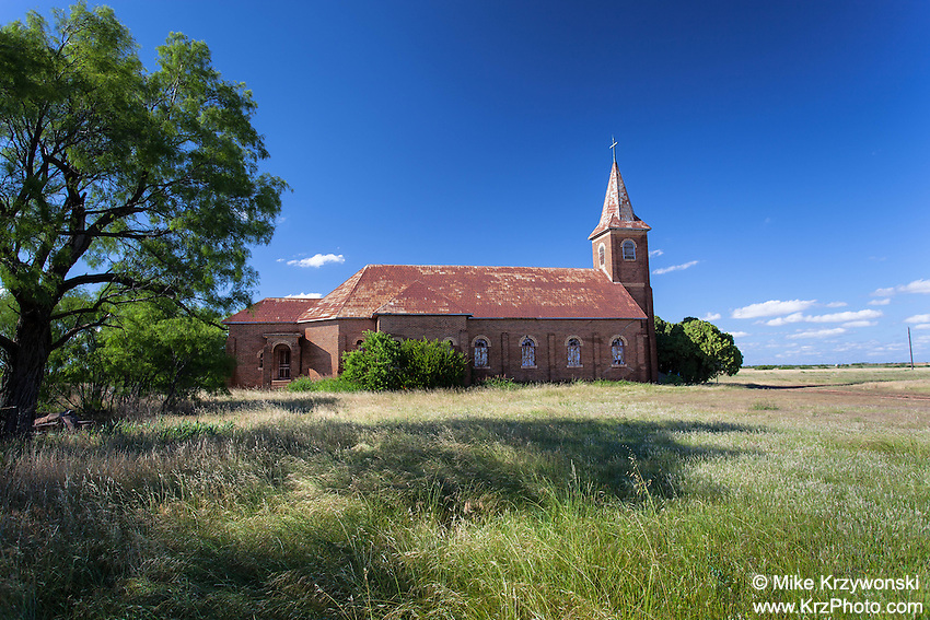 Historic St. John Catholic Church, Bomarton, TX