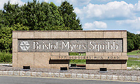 Bristol-Myers Squibb R&D operations site, Princeton, New Jersey, USA