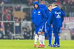 10.02.2018, Allianz Arena, Muenchen, GER, 1.FBL,  FC Bayern Muenchen vs. FC Schalke 04, im Bild enttaeuscht Guido Burgstaller (Schalke #19) <br /> <br />  Foto &copy; nordphoto / Straubmeier