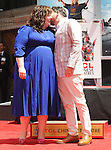 Ben Falcone at ceremony for Melissa McCarthy Honored with Hand and Footprint Ceremony at TCL Chinese Theatre Los Angeles Ca. July 2, 2014.