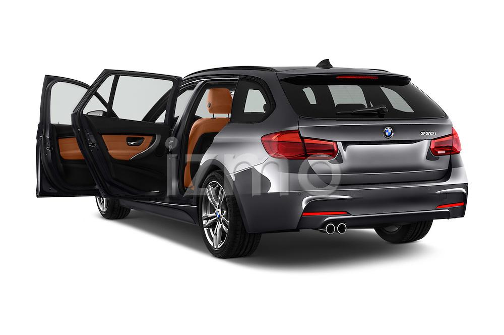 Car images of 2016 BMW 3 Series M Sport 5 Door Wagon Doors