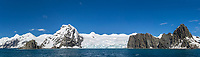 Elephant Island in the Southern Ocean