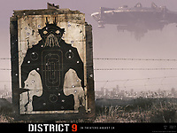 District 9 (2009)  <br /> *Filmstill - Editorial Use Only*<br /> CAP/KFS<br /> Image supplied by Capital Pictures