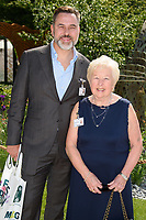 David Walliams<br /> at the Chelsea Flower Show 2018, London<br /> <br /> ©Ash Knotek  D3402  21/05/2018