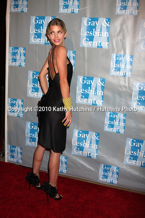 AnnaLynne McCord.arrives at An Evening with Women - LA Gay & Lesbian Center's Gala.Beverly Hilton Hotel.Beverly Hills, CA.May 1, 2010.©2010 Kathy Hutchins / Hutchins Photo...