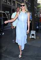 NEW YORK, NY- August 12: Kate Upton at NBC's Today Show in New York City on August 12, 2019 <br /> CAP/MPI/RW<br /> ©RW/MPI/Capital Pictures