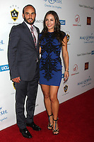 Landon Donovan, Hannah Bartell<br />