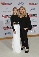 WESTWOOD, CA - OCTOBER 30: Kristen Bell, Suzanne Todd, at Premiere Of STX Entertainment's 'A Bad Moms Christmas' At The Regency Village Theatre in Westwood, California on October 30, 2017. Credit: Faye Sadou/MediaPunch