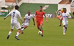 Patriotas igualó 1-1 ante Unión Magdalena. Fecha 14 Liga Águila II-2019.