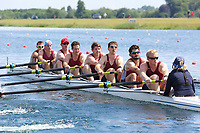 Race: 57  Event: Challenge Eights - Open - SF E/F 2<br /> <br /> National Schools Regatta 2018<br /> Sunday<br /> <br /> To purchase this photo, or to see pricing information for Prints and Downloads, click the blue 'Add to Cart' button at the top-right of the page. The Metropolitan Regatta 2018
