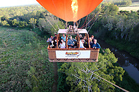 20170417 17 April Hot Air Balloon Cairns