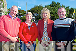 ATTENDANCE: At The Ballyheigue Pattern day Mass on Monday at St Mary's Well, Tim and Mary Flaven (Ballydonoghue), Joan and Tom Evans (Keel).