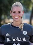 UTRECHT - keeper  Alexandra Heerbaart  , trainingsgroep Nederlands team hockey.   COPYRIGHT  KOEN SUYK