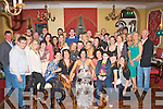 Key to the Door: Salome McDonnell,Ballyseedy,Tralee(seated centre)really enjoyed her 21st birthday party celebration in the Imperial hotel,Denny St,Tralee with many family and friends last Saturday night.