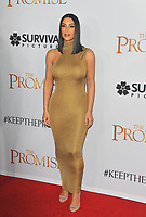 www.acepixs.com<br /> <br /> April 12 2017, LA<br /> <br /> Kim Kardashian West arriving at the premiere of 'The Promise' on April 12, 2017 in Hollywood, California<br /> <br /> By Line: Peter West/ACE Pictures<br /> <br /> <br /> ACE Pictures Inc<br /> Tel: 6467670430<br /> Email: info@acepixs.com<br /> www.acepixs.com