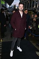 arriving for James Ingham's Jog on to Cancer 2018 at Cafe de Paris, London<br /> <br /> ©Ash Knotek  D3391  04/04/2018