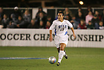 2 December 2005: UCLA's Jill Oakes. The UCLA Bruins defeated the Florida State Seminoles 4-0 in their NCAA Division I Women's College Cup semifinal at Aggie Soccer Stadium in College Station, TX.