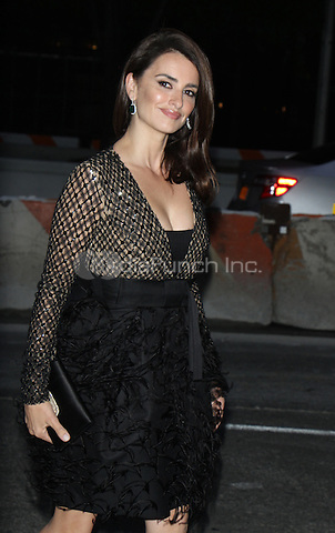NEW YORK, NY-May 24: Penelope Cruz at a screening of  Oscilloscope's Ma ma at the Landmark Sunshine Cinema in New York. NY May 24, 2016. Credit:RW/MediaPunch