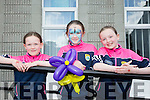 Enjoying the Bank of Ireland  Multicultural Day on Saturday were l-r  Caragh, Siun, and Lauren  McGillicuddy