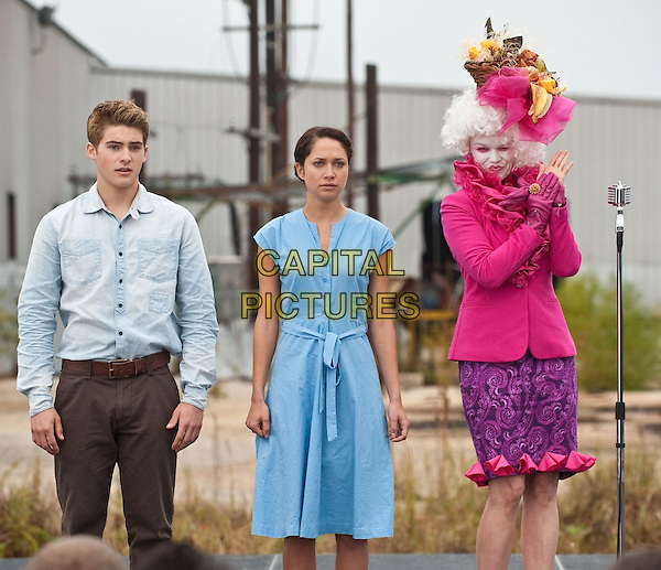 Cody Christian, Maiara Walsh, Lauren Bowles<br /> in The Starving Games (2013) <br /> *Filmstill - Editorial Use Only*<br /> CAP/NFS<br /> Image supplied by Capital Pictures