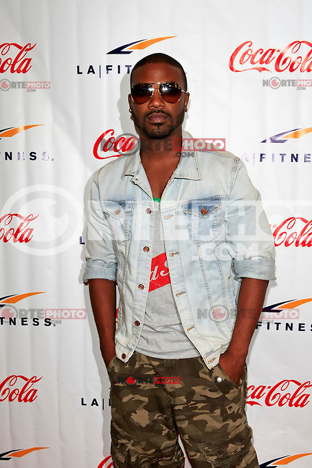 Ray J at the Grand Opening Celebrity VIP Reception of the FIRST SIGNATURE LA FITNESS CLUB, Woodland Hills, Los Angeles, California, 02.06.2012...Credit: Martin Smith/face to face /MediaPunch Inc. ***FOR USA ONLY***