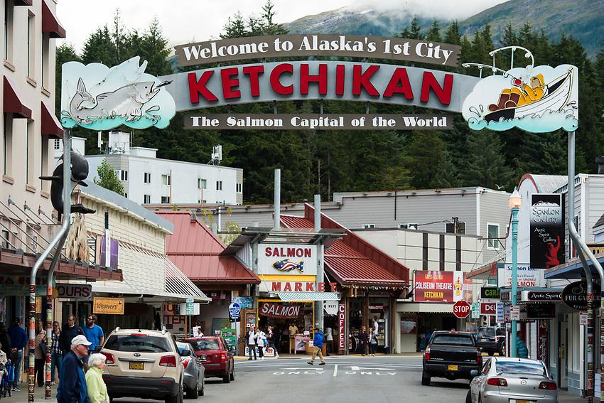 Ketchikan Alaska.