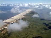 Luchtfoto Schiermonnikoog | Aerial picture of Schiermonnikoog