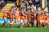 Castleford v Wigan - 06 Oct 2019