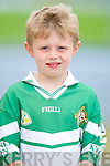 Name: Darragh Lyne.Team: U8 Legion.Position: Midfield.Kerins O'Rahillys may have.well beaten their senior team.last Sunday, but one young.star wasn't too disappointed,.having played a starring role.himself in a challenge game.between the two clubs earlier..Unsurprisingly with two talented.and committed teams, the.game ended in a draw.