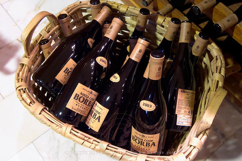 wine shop reserva 2003 adega cooperativa de borba alentejo portugal