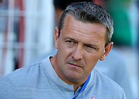 England U21 Manager, Aidy Boothroyd during Mexico Under-21 vs England Under-21, Tournoi Maurice Revello Final Football at Stade Francis Turcan on 9th June 2018