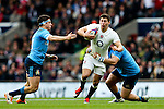 England's Ben Youngs - RBS 6 Nations - England vs Italy - Twickenham Stadium - London - 14/02/2015 - Pic Charlie Forgham-Bailey/Sportimage