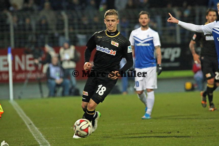Martin Kobylanski (Union) - SV Darmstadt 98 vs. 1. FC Union Berlin, Stadion am Boellenfalltor