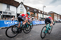 Picture by Alex Whitehead/SWpix.com - 29/05/2017 - Cycling - Tour Series Round 10, Stevenage - Matrix Fitness Grand Prix Series - Drops compete in the Team Time Trial.