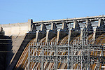 Table Rock Dam and Powerhouse operated by the Army Corps of Engineers Branson Missouri