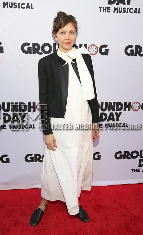 attends the Broadway Opening Night performance of 'Groundhog Day' at the August Wilson Theatre on April 17, 2017 in New York City