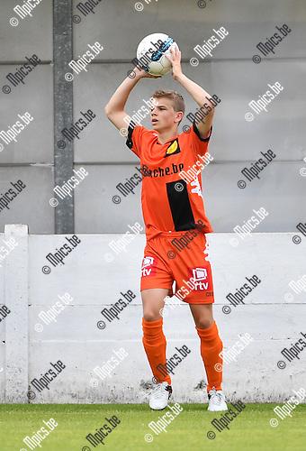 2016-07-17 / Voetbal / Seizoen 2016-2017 / KFC Duffel / Stijn Willems<br /> <br /> Foto: Mpics.be